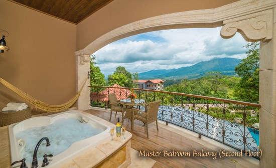 Master Bedroom Balcony (Second Floor)