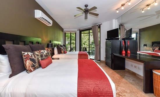 Tulemar Casas Bedroom #2