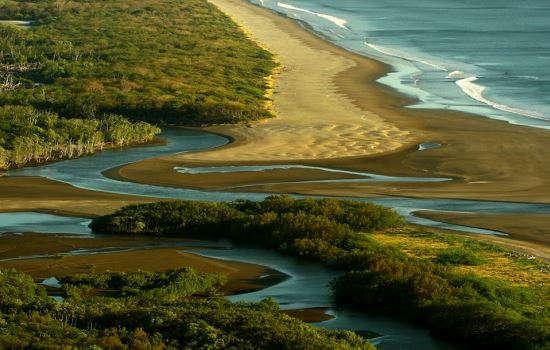 Santa Rosa National Park coast