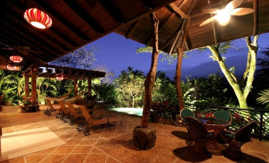 Villa Guayaba Patio Pool New
