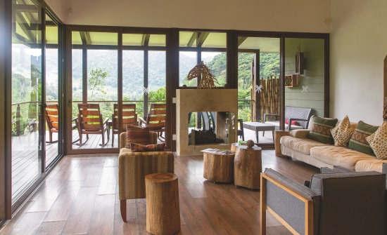 Three Bedroom Villa at El Silencio Lodge
