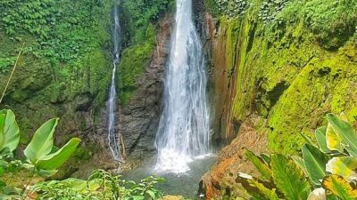 Del Toro Waterfall Costa Rica
